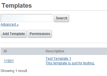 Change Template associate with Liferay web content