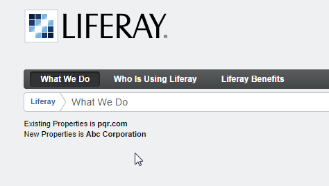 Portal Properties and Portal-ext Properties in Liferay - output-2
