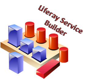 Liferay service builder concept