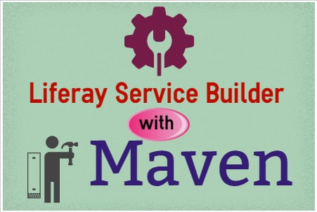 Liferay maven service builder