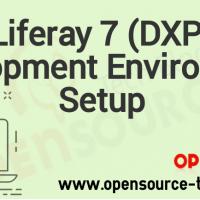 Setup Liferay 7 development environment