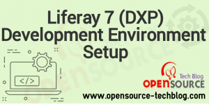 Setup Liferay 7 development environment