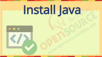 Install Java on Windows